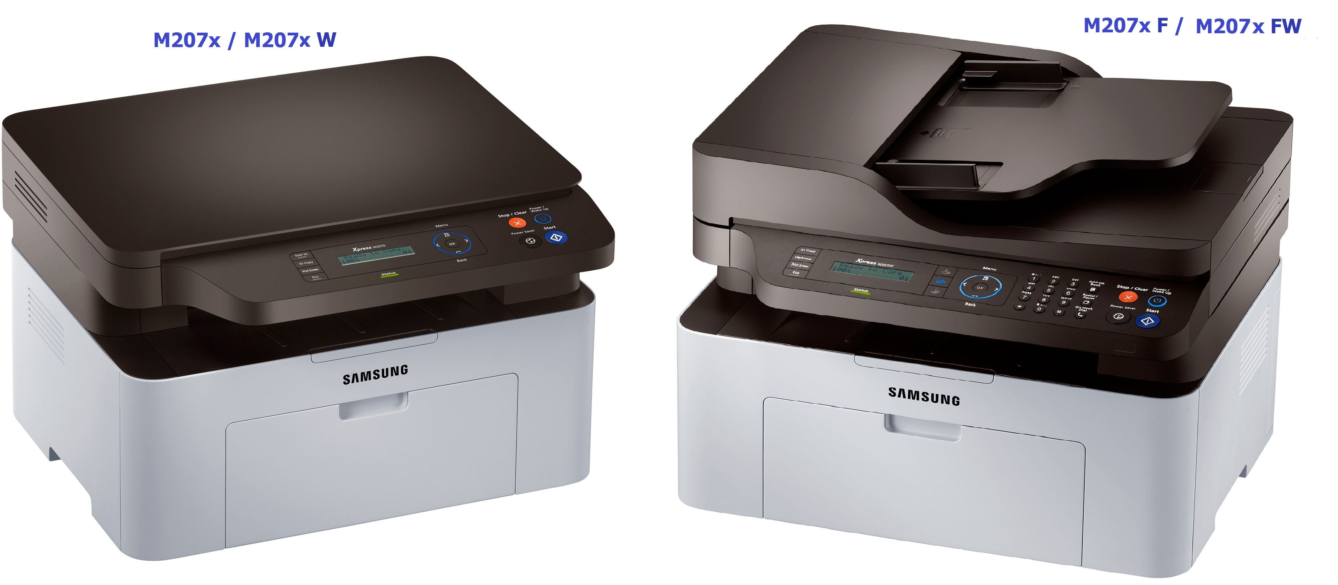 Принтер самсунг xpress m2070w скачать драйвер