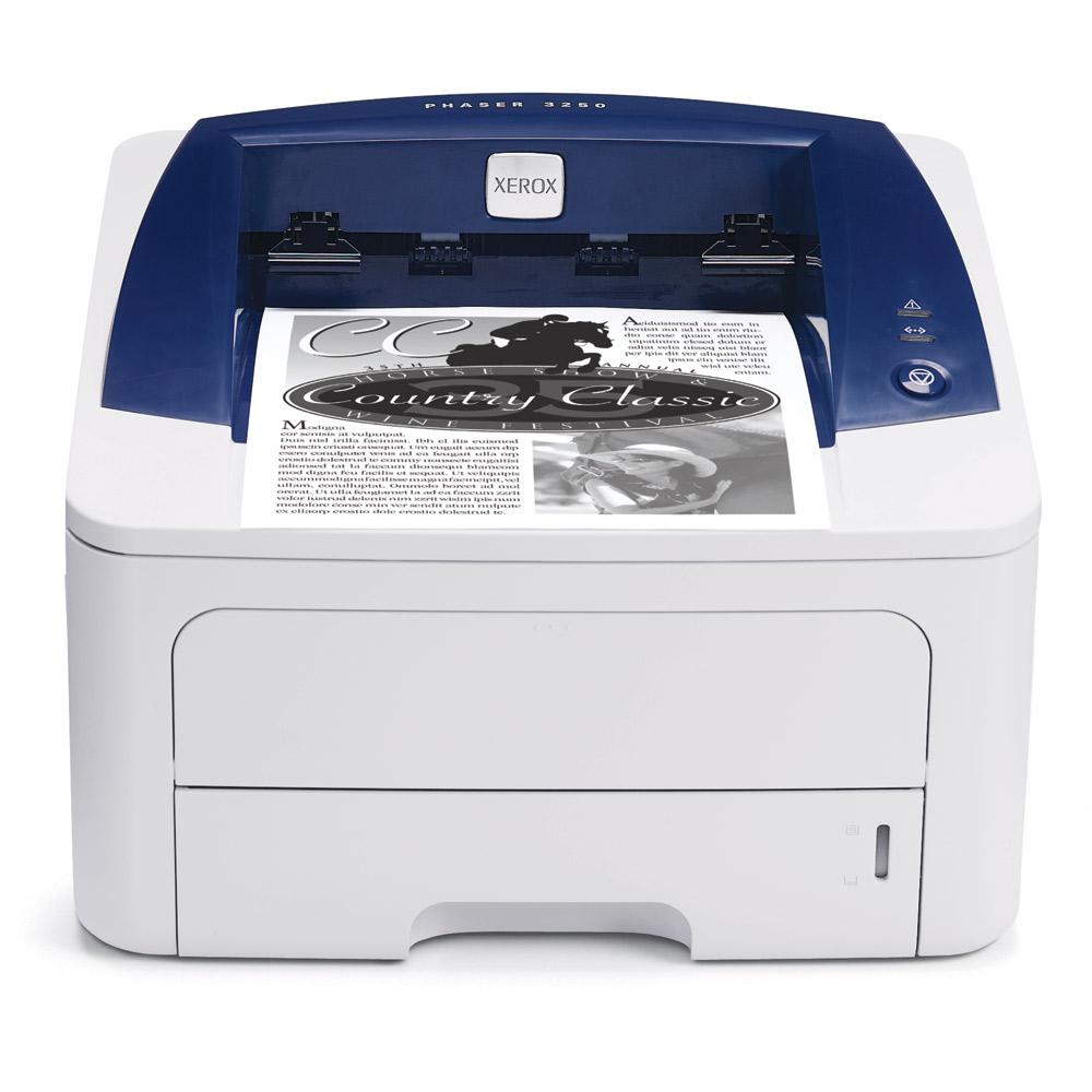 Reset Xerox Phaser 3250
