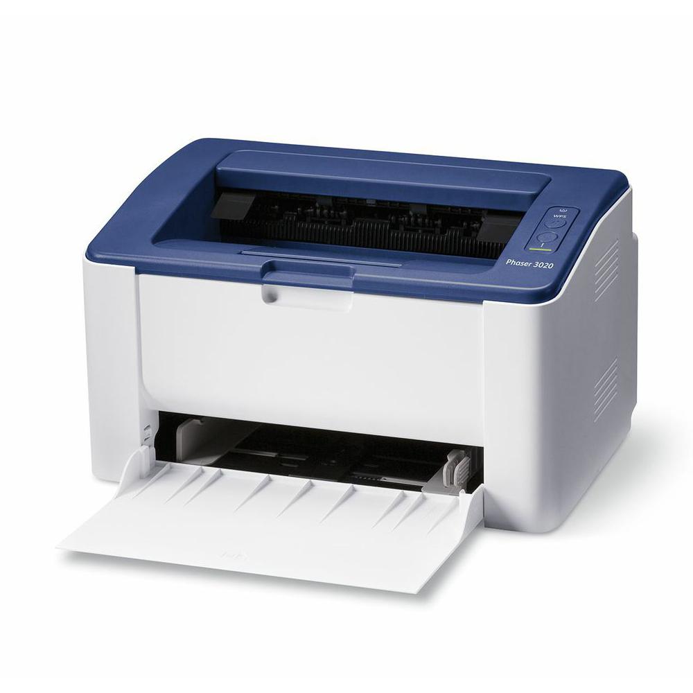 Xerox Phaser 3020 | eReset – fix firmware reset printer 100% toner