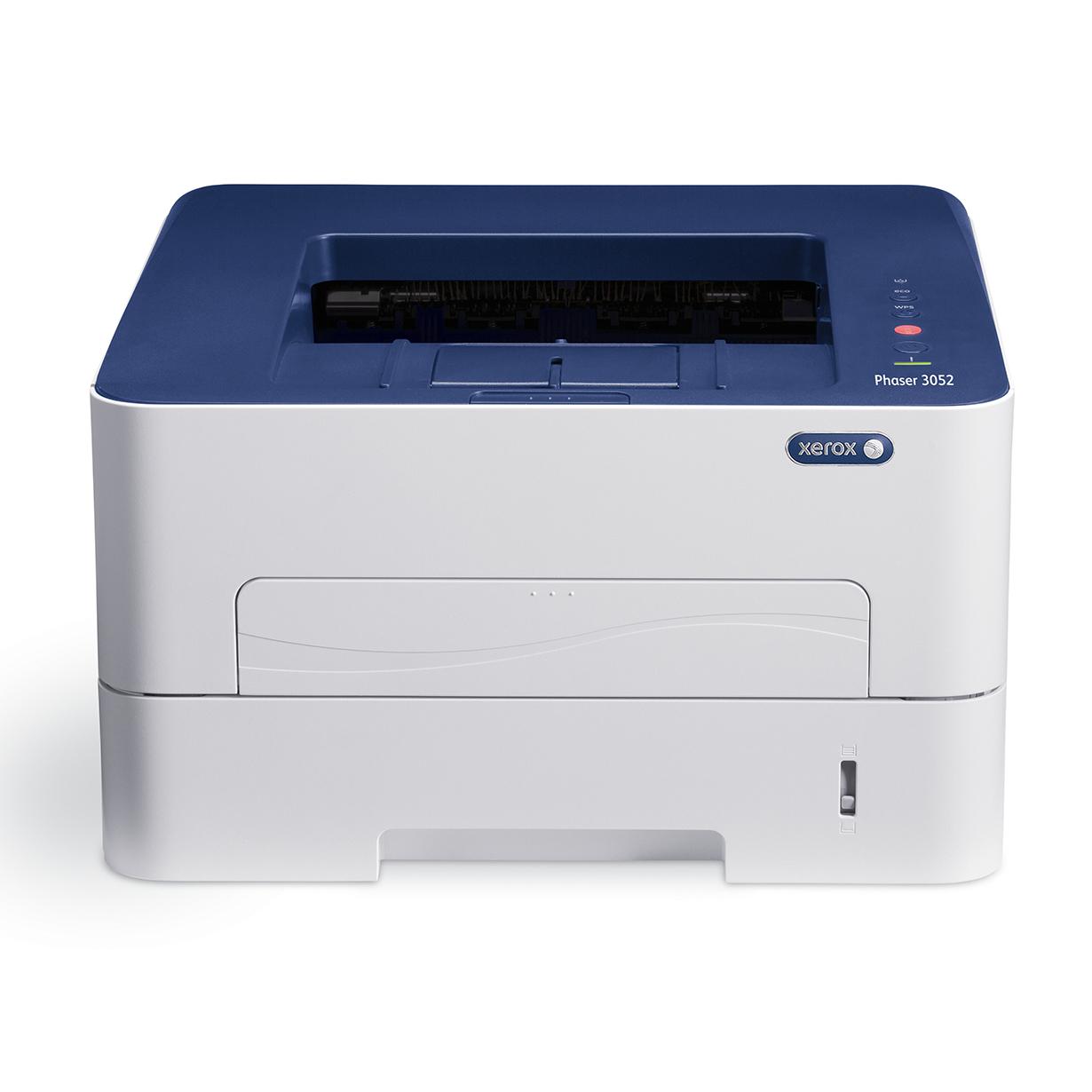 Xerox Phaser 3052 NI / 3260 DI DNI | eReset – fix firmware