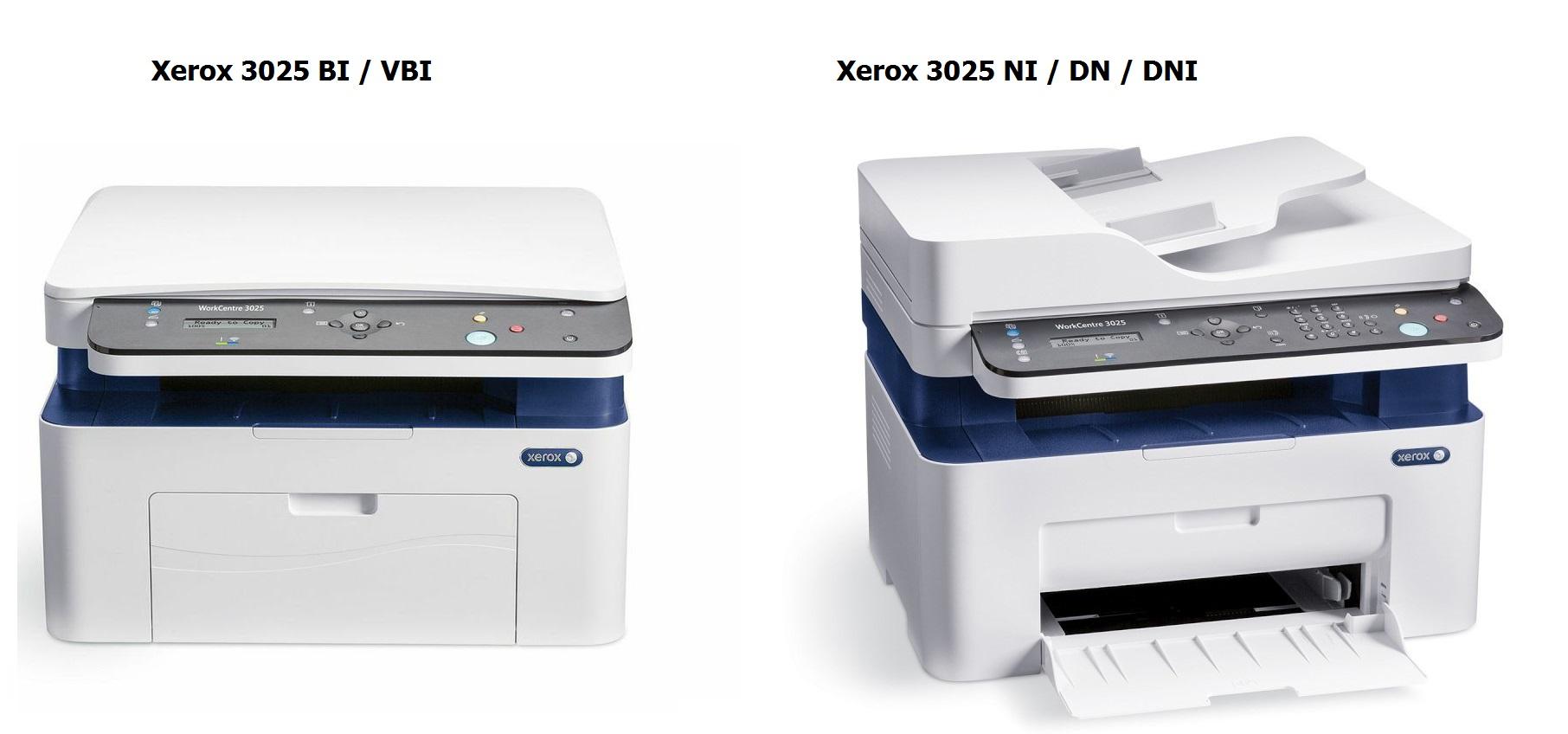Reset Xerox WorkCentre 3025BI 3025NI 3025DN 3025 DNI