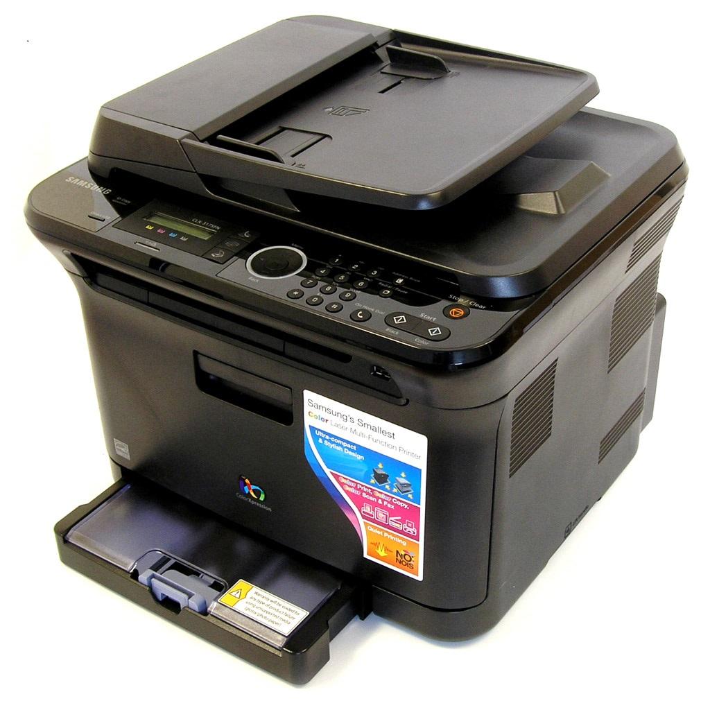 Samsung Clx 3175fw Printer Driver Download