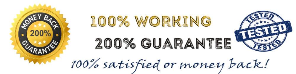 . EN satisfactie garantata 200%